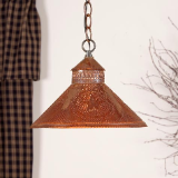 Stockbridge Shade Light Star Pattern