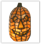 Punky the Pumpkin Accent Lamp