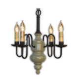 Chesapeake Mini Chandelier