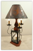 Tavern Wood  Rustic Table Lamp (Limited edition)