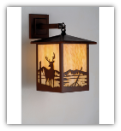 Buck Seneca Deer Creek Wall Sconce