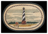 Braided Rug Cape Hatteras