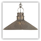 Tavern Rustic Hanging Shade Light