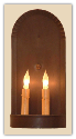 Christiana Double Sconce