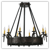 Costello 10 Light Chandelier