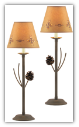 Pine Creek Buffet Lamps (Pair)