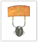 Ranchero 2 Light Wall Sconce