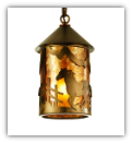 Running Horse Mini Pendant Light