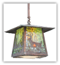 Stillwater Deer Creek Pendant Light