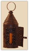 Paul Revere Rustic Lantern-Small