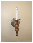 Early American Sconce-Single