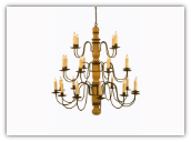 Freeman Triple Tier Chandelier