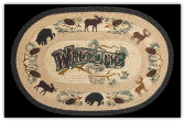 Braided Rug Welcome Lodge 20X30 Oval