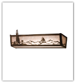 Lighthouse Vanity Light