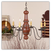 Maple Glenn Chandelier