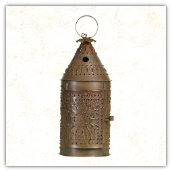 Paul Revere Open Bottom Hanging Lantern