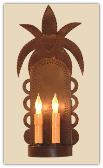 Pineapple Sconce
